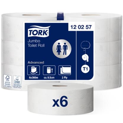 Tork Jumbo Core Toilet Paper 59mm