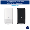 Mid-Size Toilet Roll Advanced Tork