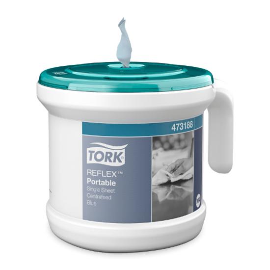 Tork Reflex Portable Centrefeed Dispenser