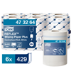 Tork Reflex White Wiping Paper 429
