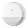 """10.6x10.6x6.7"""" (27x27x17cm) Tork White Plastic Smartone Dispenser"""