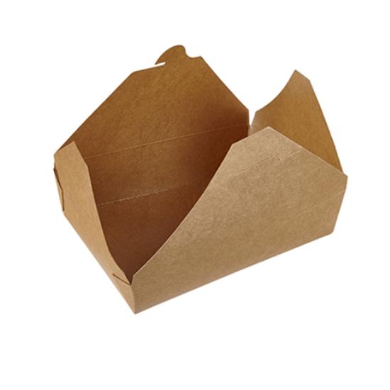 Kraft Box No 2 Food Container