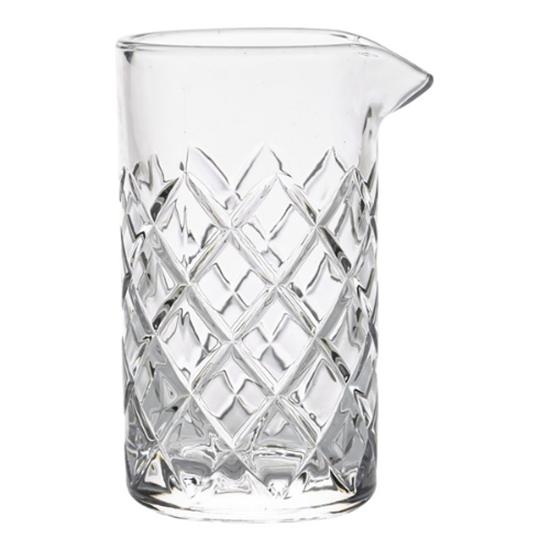 Cut Crystal Mixing Glass 50cl (17.5oz)