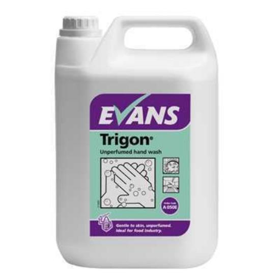 Trigon Unperfumed Heavy D. Handwash 5L