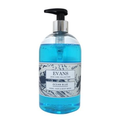 Ocean Blue Hand, Hair & Body Wash 500ml