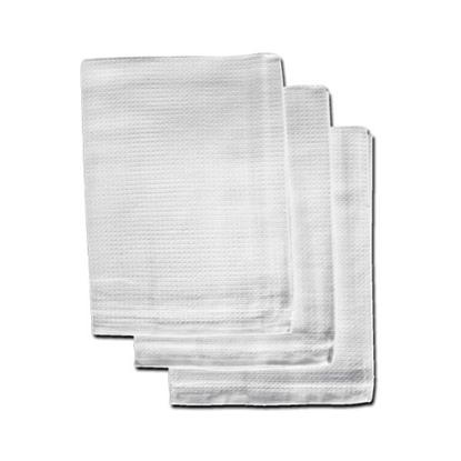 "White Honeycomb Waiters Cloth 20x30"" (51x76cm)"