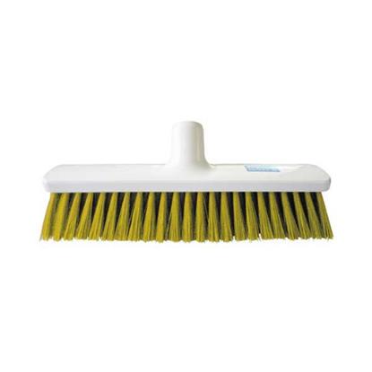 """Soft Brush Head Yellow 11.8"""" (30cm)"""
