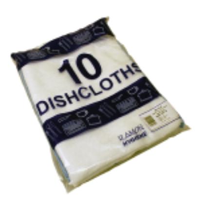 "Standard White Stockinette Cloth 11.8x18.1"" (30x46cm)"