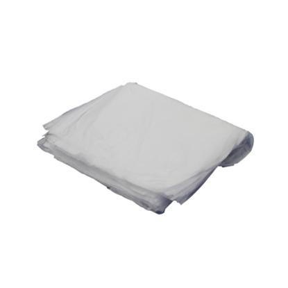 """White Pedal Bin Liner 17x18"""" (43.2x45.7cm)"""