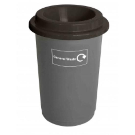 "Lid For Grey Recycling Bin 3.1x16.1"" (8x41cm)"