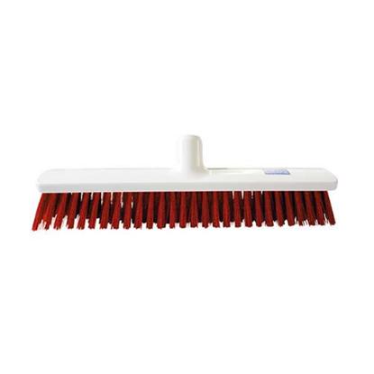 Red Medium Brush Head