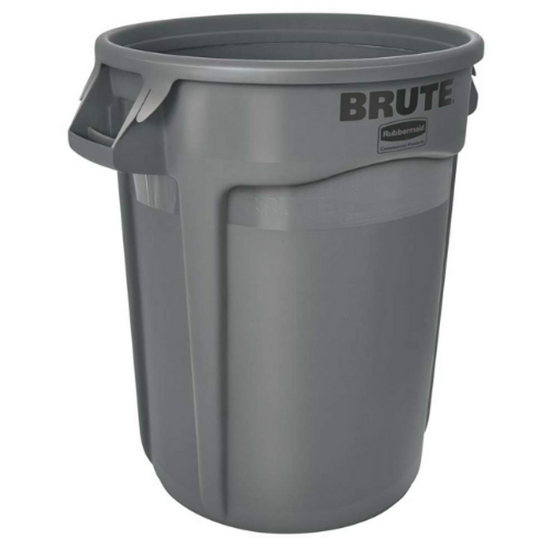 Rubbermaid Grey Brute Container 121L
