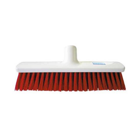 "Soft Brush Head Red 11.8"" (30cm)"