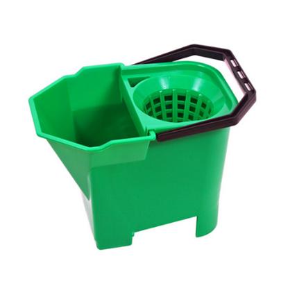 SYR Green Mop Bucket Wringer 6L
