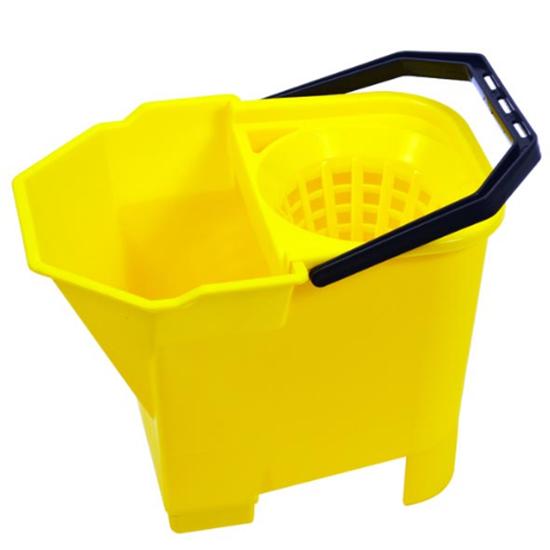SYR Yellow Mop Bucket Wringer 6L