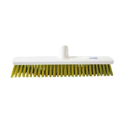 "Yellow Medium Brush Head 17.7"" (45cm)"