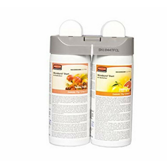 Citrus Refill For Rubbermaid Microburst