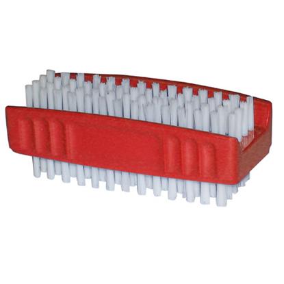 Red Nail Brush