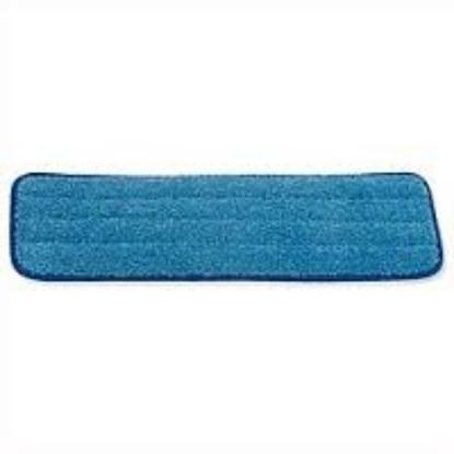 """Rubbermaid Microfibre Blue Wet Mop Pad 15.5"""" (40cm)"""