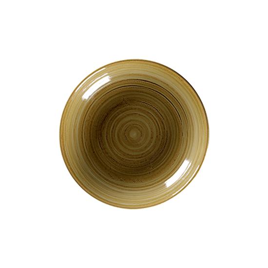 """Rakstone Spot Garnet Deep Coupe Plate 11.8"""" (30cm)"""