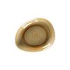 "Rakstone Spot Garnet Organic Deep Plate 11"" (28cm) side"