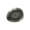 """Rakstone Spot Peridot Organic Deep Plate 11"""" (28cm)"""