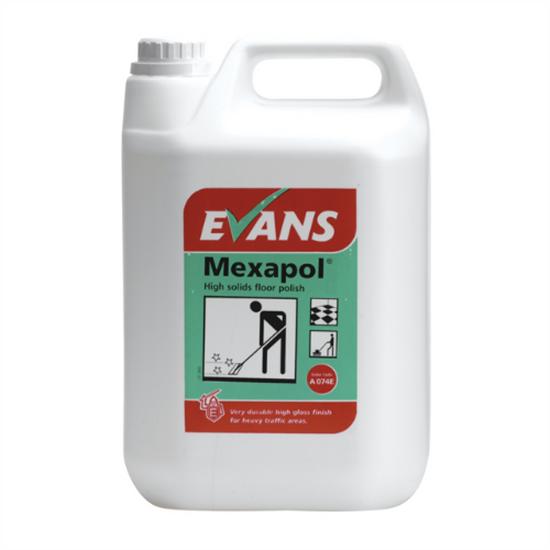 Mexapol High Solids Floor Polish 5L