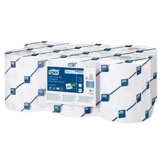 White 2Ply 640 Sheet Hand Towel
