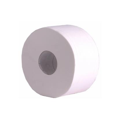 Jumbo White 2 Ply Toliet Tissue 400mx60mm