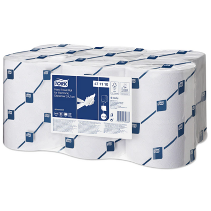 White 2 Ply EnMotion Roll