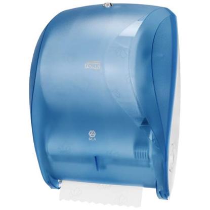 """Tork Next Turn Blue Dispenser 16.9x12.2x9"""" (43x31x23cm)"""