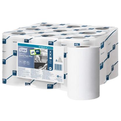 Tork Reflex Wiping Paper Plus Mini Centre Feed