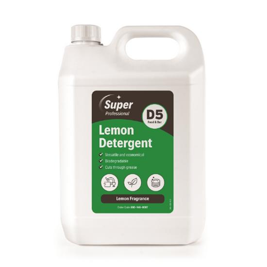 Super Professional Lemon Gel 5L