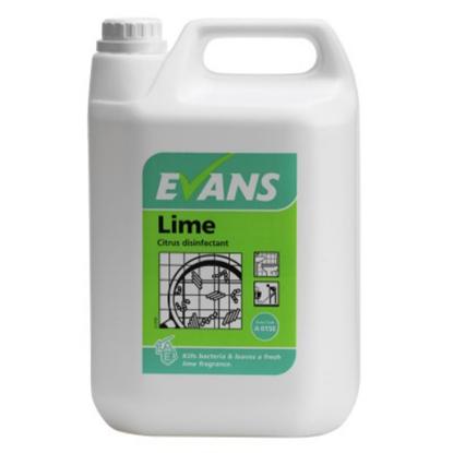 Lime Citrus Disinfectant 5L
