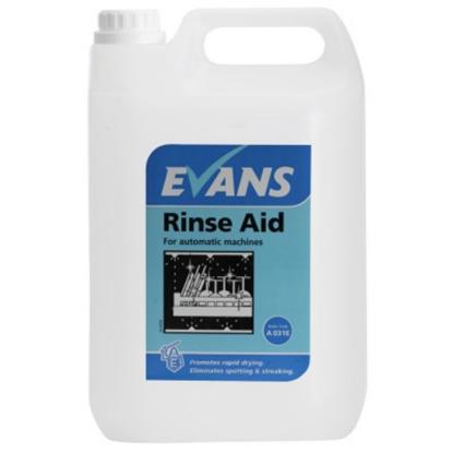 Rinse Aid-Eliminates Streaking 5L