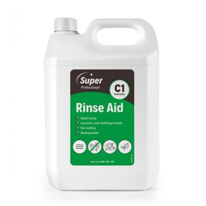 Super Professional Cabinet Rinse Aid 5L