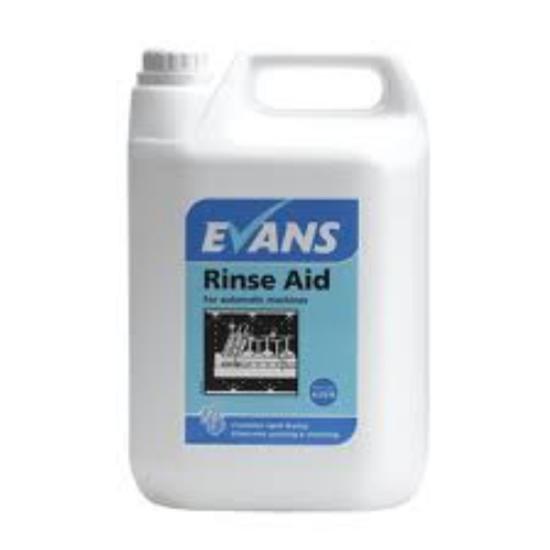Rinse Aid - Eliminates Streaking 20L