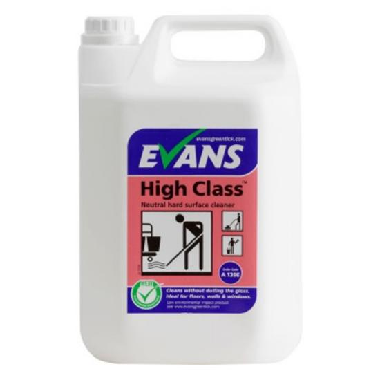High Class Neutral Hard Surface Cleaner 5L
