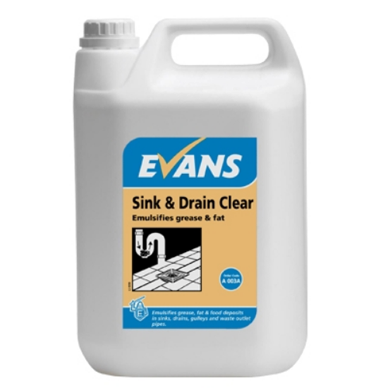 Sink And Drain Cleaner 2.5L