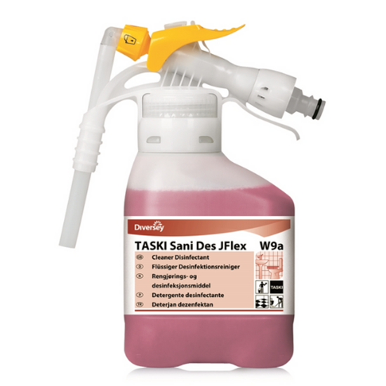 Taski Sani Des J-Flex Washroom Disinfectant 1.5L