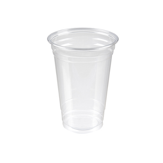 Clear Smoothie Cup 16oz