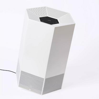 JVD Shield Air Purifier Cream White