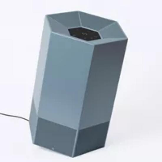 JVD Shield Air Purifier Sapphire Blue