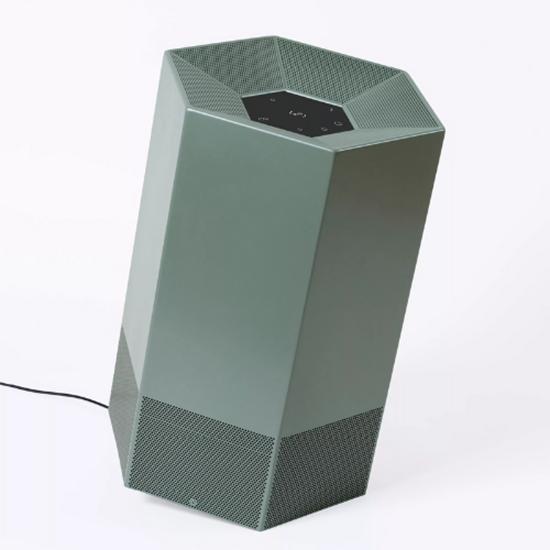 JVD Shield Air Purifier Malachite Green