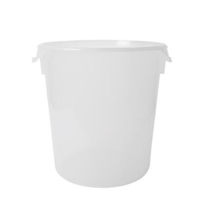 Round Polypropylene Storage Container 20.8L