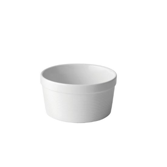 Ribbed Souffle/ Pie Dish 41.4cl (14oz)