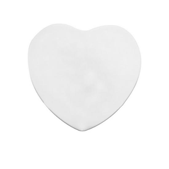 Art De Cuisine Menu Heart Plate Churchill