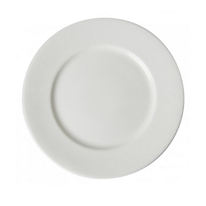 "Whitehall Flat Rim Plate 8.5"" (21.5cm)"