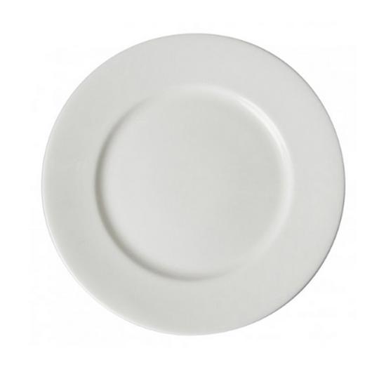 "Whitehall Urban Flat Rim Plate 6.1"" (15.6cm)"