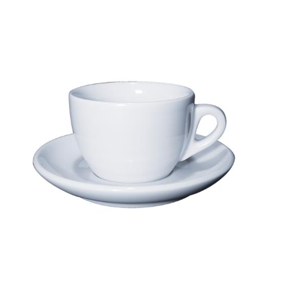 Verona Cappuccino Cup W/Saucer 18cl (6oz)